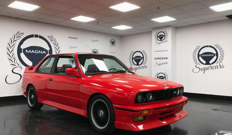 BMW M3 E30 Johnny Cecotto – 197/505 – Matching Number