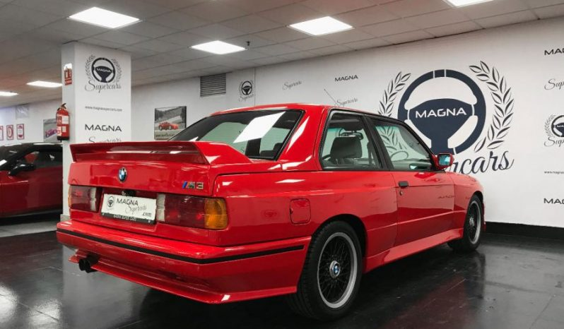 BMW M3 E30 Johnny Cecotto – 197/505 – Matching Number full