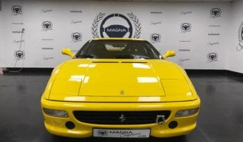 Ferrari F355 Challenge 380 CV Ferrari Official Certification full