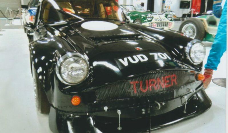 Ex John Miles Autosport Winning Turner Modsports Historic Race Car VUD 701 full