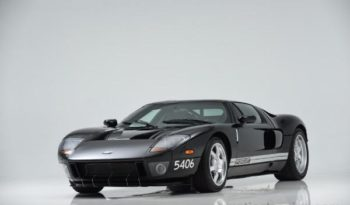 2004 Ford GT CP-1 full