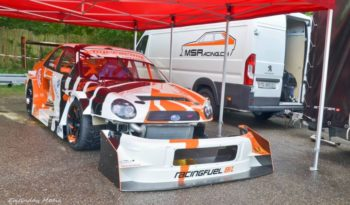 SUBARU STI 2002 Hillclimb TIme Attack full