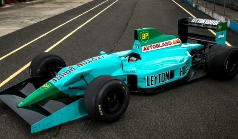 1990 March Formula 1 Leyton House CG901
