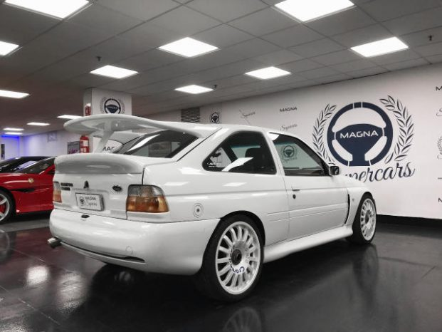 FORD ESCORT RS COSWORTH 530HP full
