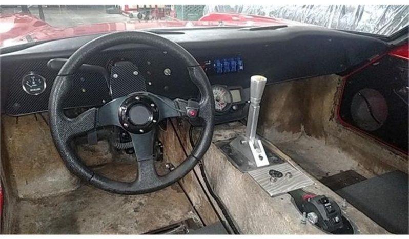 LOTUS EUROPA. RESTO MOD.SUZUKI GSXR1000 DRIVE TRAIN CONVERSION. full